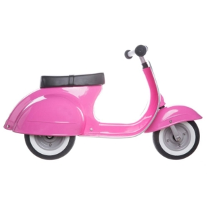 Ambosstoys Primo Classic løbecykel - Pink