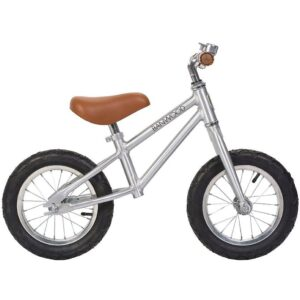 Banwood Løbecykel - First Go! - Chrome