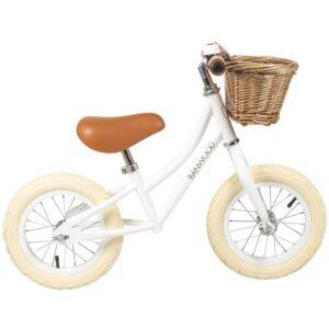 Banwood Løbecykel - First Go! - Hvid