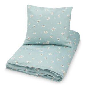 Cam Cam Copenhagen Økologisk baby sengetøj 70x100 - Windflower Blue