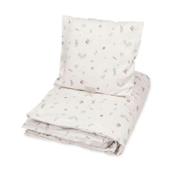 Cam Cam Copenhagen Økologisk junior sengetøj 100x140 - Fawn
