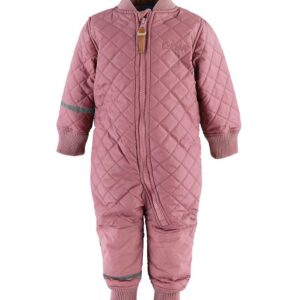 CelaVi Termodragt m. Fleece - Coated - Rosa