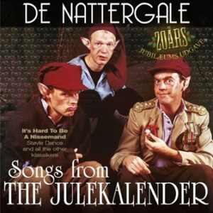 De Nattergale - Songs from the Julekalender, CD