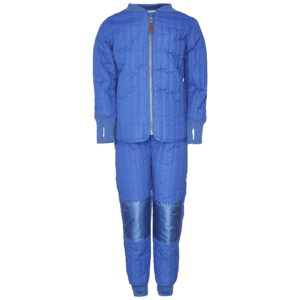 EN FANT - Thermal Set Solid - Blue