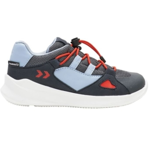 Hummel Sko - Bounce Runner Tex Jr - Asphalt