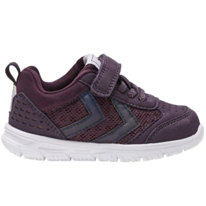Hummel Sko - HMLCrosslite Winter Infant - Blackberry Wine