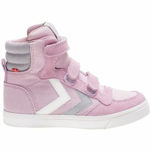 Hummel Sko - HMLStadil High Jr - Mauve Shadow