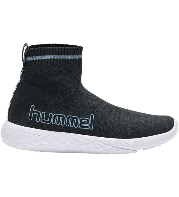 Hummel Sko - HMLTerrafly Sock Runner Jr - Sort