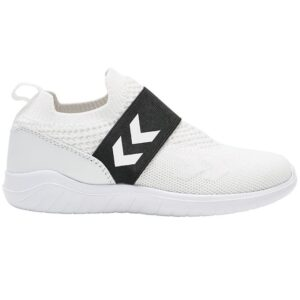 Hummel Sko - Knit Slip-On Recycle - Hvid