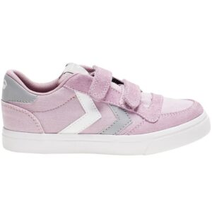 Hummel Sko - Stadil Low Jr - Mauve Shadow