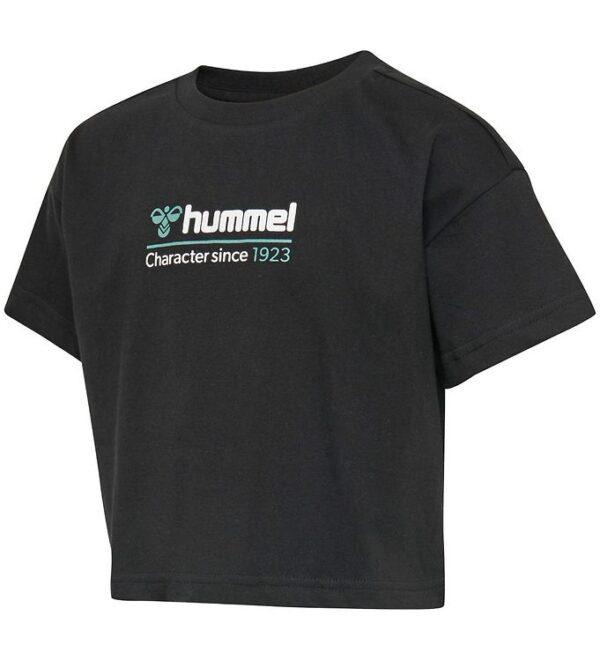 Hummel T-shirt - hmlClare - Sort