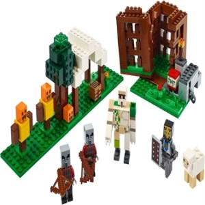 Lego 21159 Minecraft he Pillager Outpost