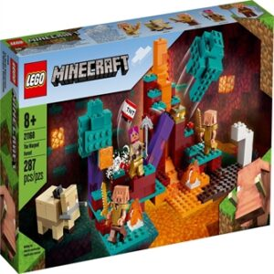Lego Minecraft 21168 The Twisted Forest