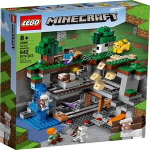 Lego Minecraft 21169 The Very First Adventure