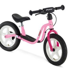 Løbecykel Puky LR 1L med bremse 35 cm Pink