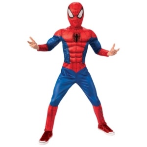 Marvel Spiderman Deluxe Kostume (132/M)