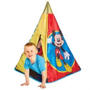 Mickey Mouse Indianer Telt Tipi