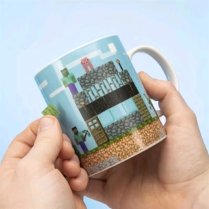 Minecraft - Build a Level Mug (PP6730MCF)
