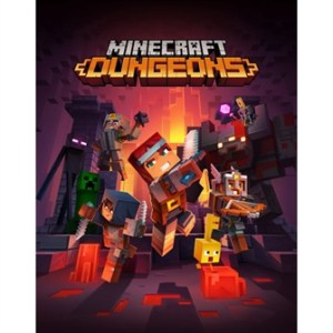 Minecraft Dungeons, Nintendo Switch