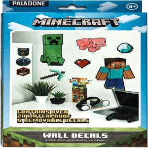 Minecraft Wallstickers (PP6586MCF)