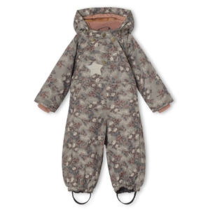 Mini A Ture - Flyverdragt, Wisti Suit - Agave Green Print