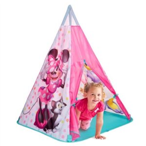 Minnie Mouse Indianertelt Tipi