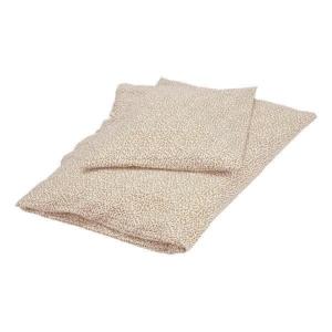 Mustard babysengetøj fra Popirol Smukt cremefarvet bed linen baby sengetøj fra danske Popirol med det fineste print. Sengetøjet er super blødt og er fremstillet i 100% jersey. Sættet består af både et flot og lækkert dyne- og pudebetræk. Både dynen og