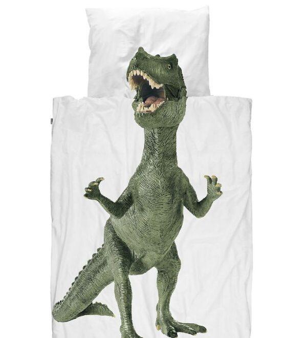 Snurk Sengetøj - Junior - Dino