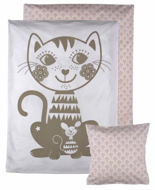 Soulmate Cat BABY sengetøj fra Roommate