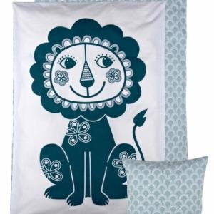 Soulmate Lion BABY sengetøj fra Roommate. Svenske mål