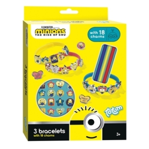 Totum Minions - Bracelets with Charms