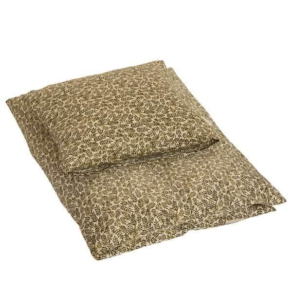 by KlipKlap Junior sengetøj 100x140 - Laurel Leaf - Jungle