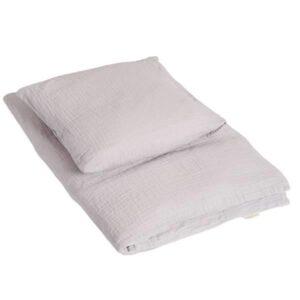 by KlipKlap Junior sengetøj 100x140 - Stone Grey